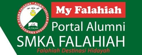 My Falahiah | Portal Alumni SMKA Falahiah