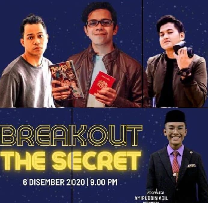 Sofyank96 Breakout The Secret