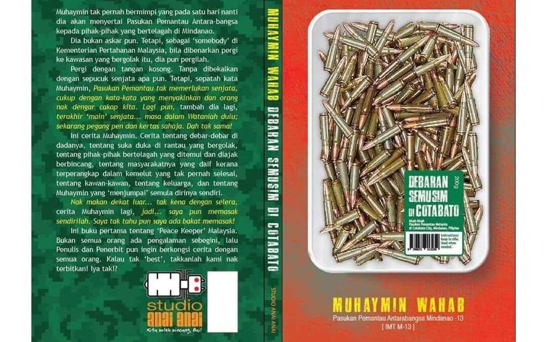 Buku Debaran Semusim di Cotabato