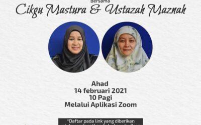 Jasamu Dikenang : Cikgu Mastura & Ustazah Maznah